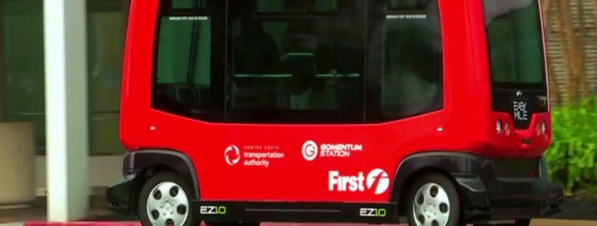 First Transit - Shared Autonomous Vehicles